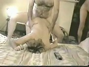 A night of extreme fucking wife double penetration with friend of hers