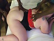 Sexy Milf Eva fucks BBC boyfriends and loves every minute of it